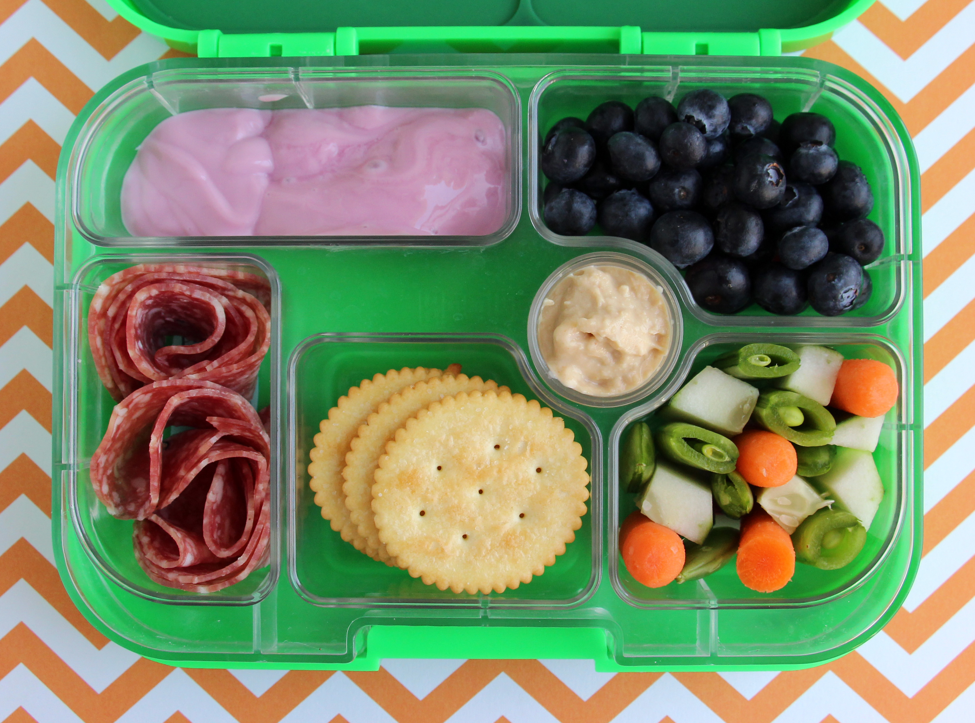 easy yumbox lunch for a preschooler. Black Bedroom Furniture Sets. Home Design Ideas