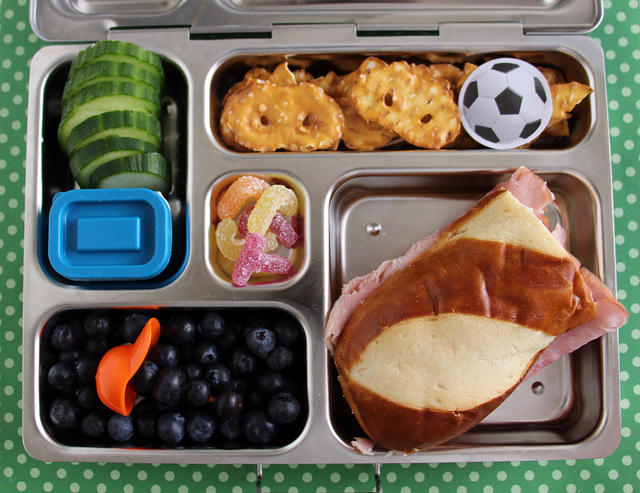 Bento Lunch for Sports Camp