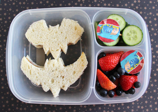 Batman Lunch for Day Camp