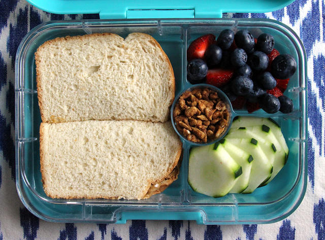 The Last of Everything Yumbox Bento