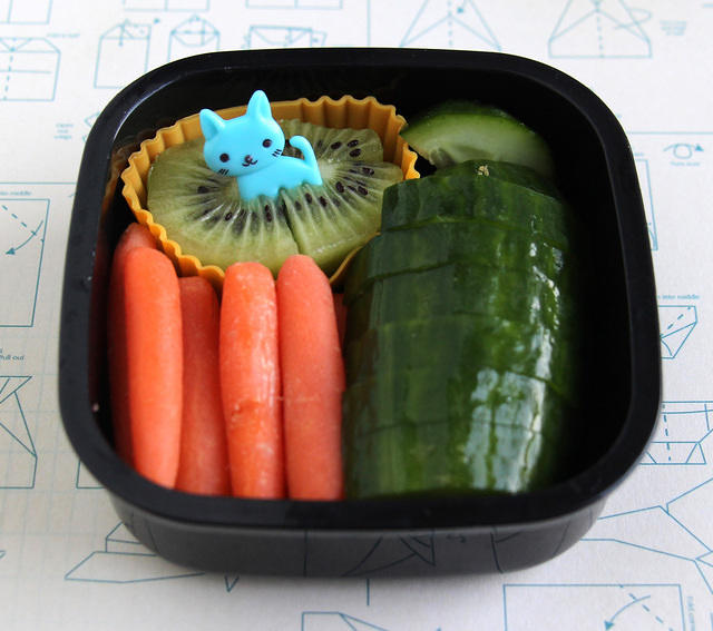 Kitty Cat Bento Snack
