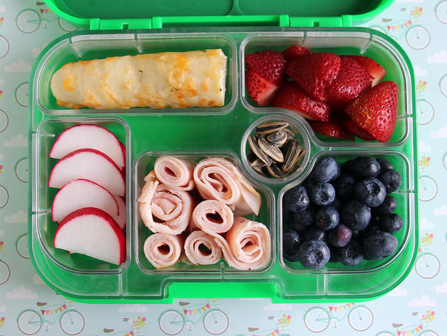 Snacky Yumbox for Wyatt