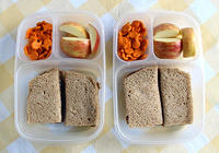 Twin Easy Peasy Lunches
