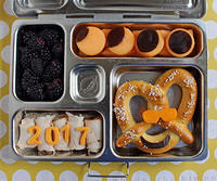 Eclipse Bento Box for the First Day of School