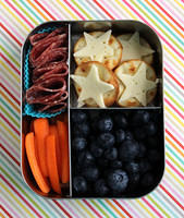 Starry Lunchbots Bento
